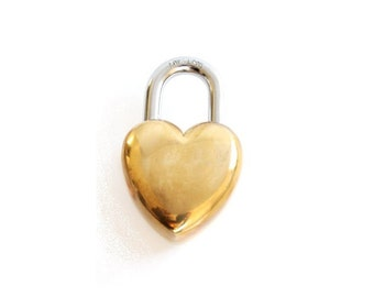 Wedding Gifts Decor . Large Heart Padlock . LOVE LOCK . heart lock . shabby chic wedding decor