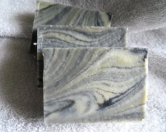 Rosemary and Cedarwood Essential Oil Cold Process Soap