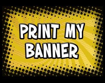 Print My Banner Add-on