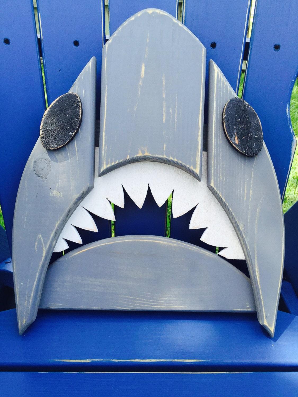 shark wall art beach house decor nautical nursery shark