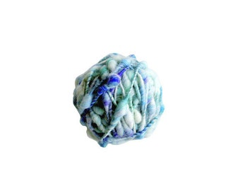 Knit Collage - Cast Away Lagoon