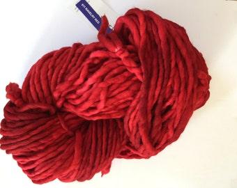 Malabrigo Rasta Yarn - Ravelry Red- Merino Wool