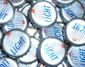 100 Bud Light Heineken Labatt Blue Light Michelob Ultra Saranac Bottle Caps