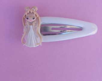 hook hair sailor moon in fimo,polymer clay