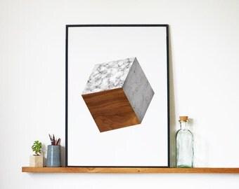 Digital Download | Two Dimensional Art Print | Wall Art | Poster | Wall Hanging | Digital Print | Wall Decor