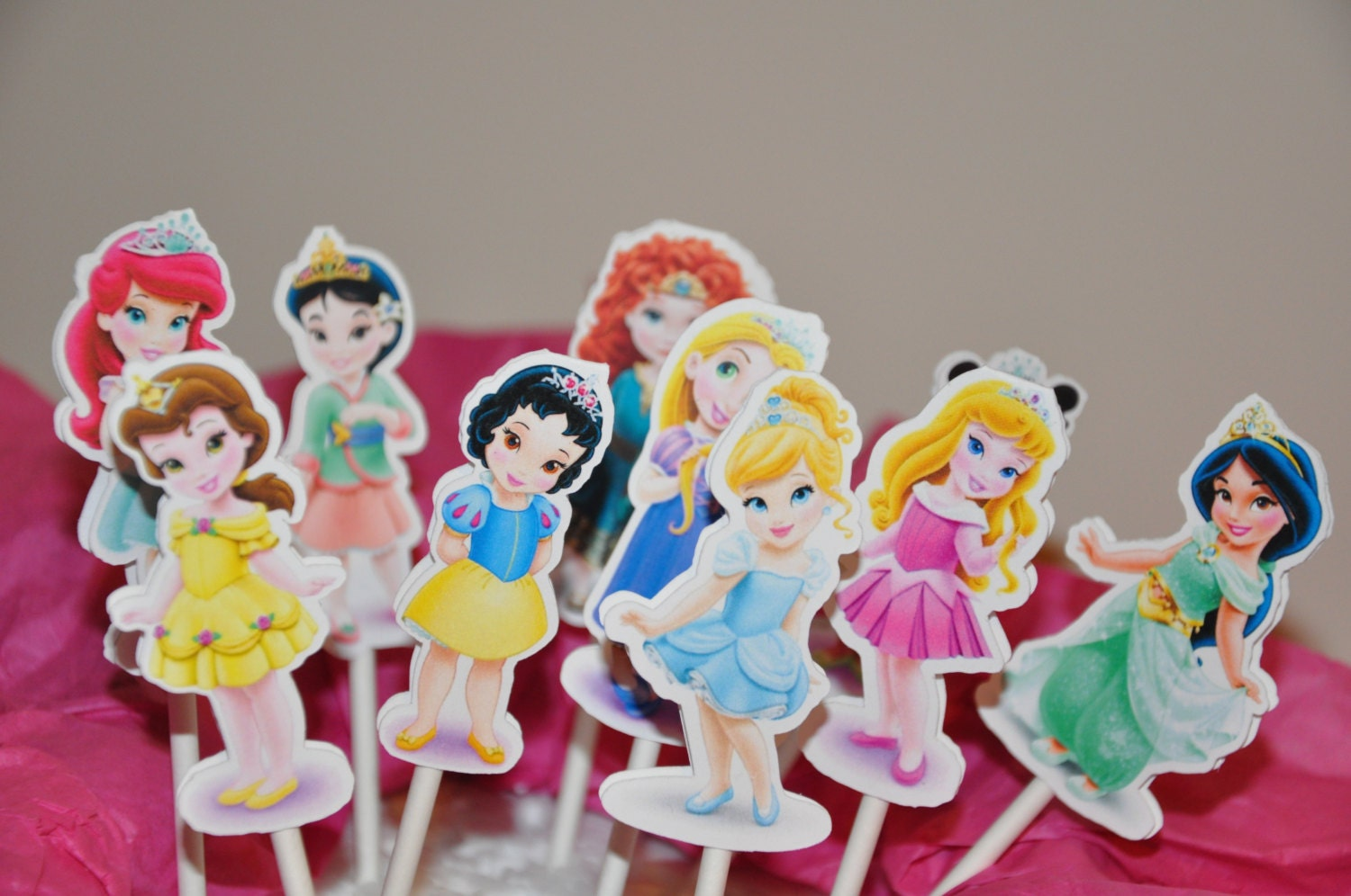 Toddler Cake Topper