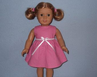 American Girl Summer Dress