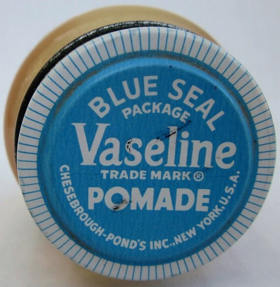 how to make pomade with vaseline