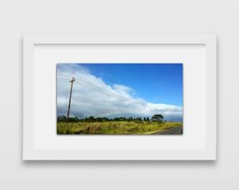 Hawaiian Rainbow | Nature Posters | Gift Under 30 | Hawaii Photography