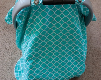 Carseat Canopy Cover