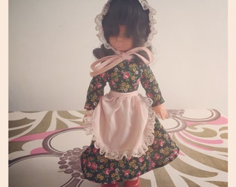 Sale* Retro 1970's Doll - Made in Hong Kong