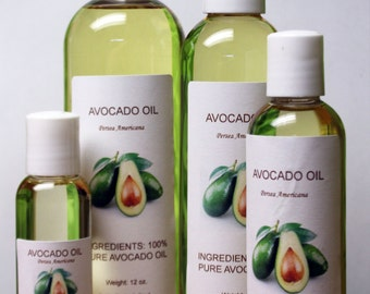 BULK Avocado Oil, Cosmetic Grade, 100% Pure 1 lb, 1 Gallon (7 lbs) For Soap Making, Cosmetics, Lotion, Carrier Oil, Massage