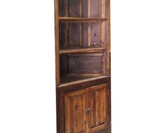 Reclaimed Corner Cabinet 89834