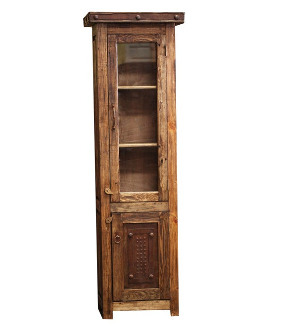 Rustic Linen Cabinet 837235 By Foxdendecor On Etsy