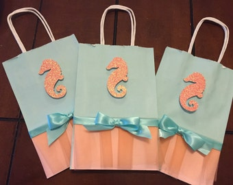 Under the sea goodie bags