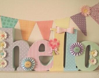Hello decoration - ON SALE