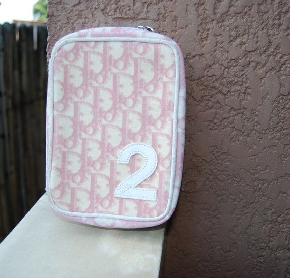 On Sale Vintage Christian Dior Makeup Case By Everfashionstyle