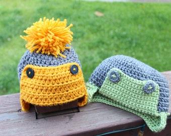 Eskimo Baby Hat