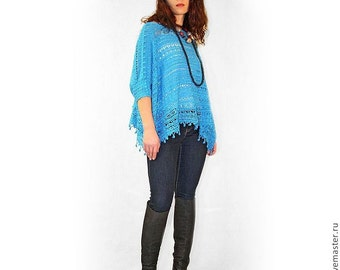 blouse crocheted