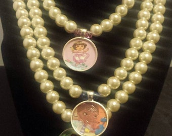 Children's pearl sets