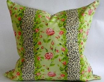 Quadrille Malmaison Pillow Cover