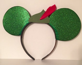 Pan Inspired Mouse Ears