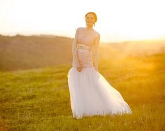 BIG SUMMER SALE Pink tulle dress