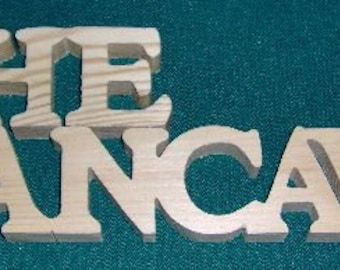 Personalized Wood Mancave Sign. Free Shipping!