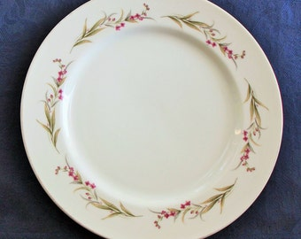 Fine China of Japan Prestige Pattern Bread and Butter Plate