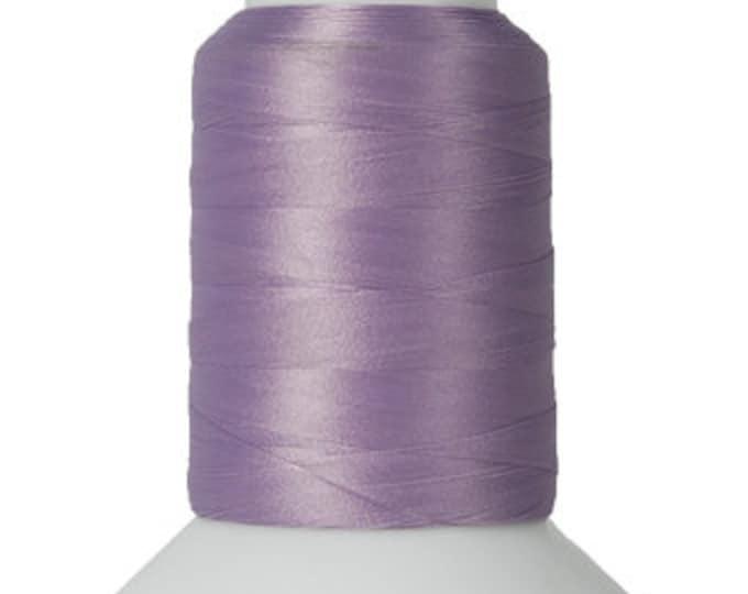 Thread Art - Wooly Nylon Thread - 1000m Spools - Med Purple - SKU:THWL9118