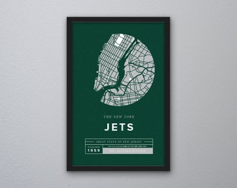 New York Jets Print