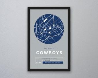 Dallas Cowboys Print