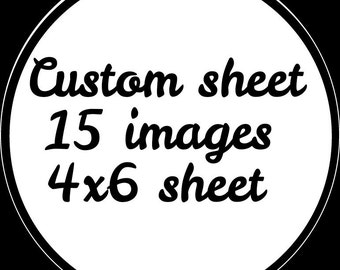 custom bottle cap images digital