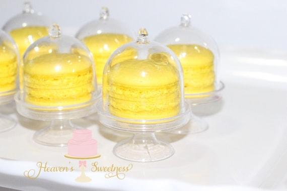 Small Acrylic Cake Dome