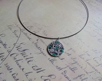 SALE Charm choker necklaces