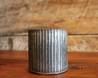 """3"""" x 3"""" Tin Container"""