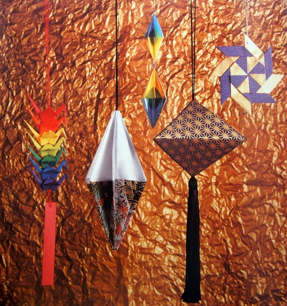 origami easytomake paper creations by gay merrill gross