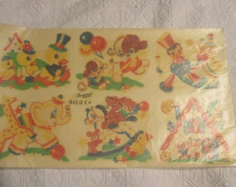 "Betty Best Decals ""Juvenile Jamboree Set"" #5021"
