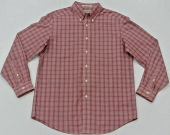 Unavailable listing on etsy for Ll bean wrinkle resistant shirts