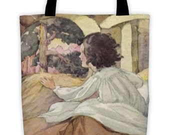 Heidi Awakens-Art Tote Bag