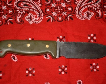 Bushcraft/Camp knife