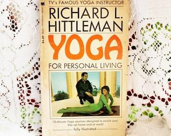 vintage yoga  etsy