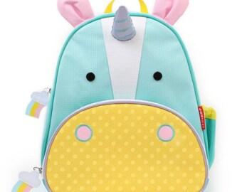 Unicorn Feeding Tube Backpack