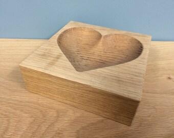 Oak Heart Bowl