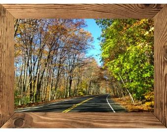 Autumn Road I Print - Landscape Photography