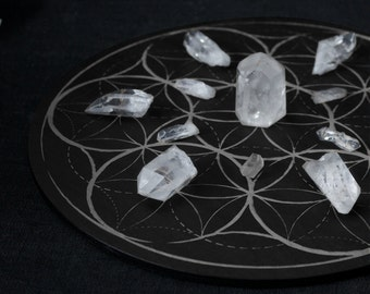 Crystal Grid // Flower of Life