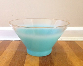 Blue Blendo Large Bowl
