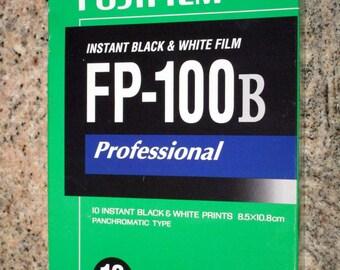 Fujifilm FP-100B Instant Film, expired FREE SHIPPING