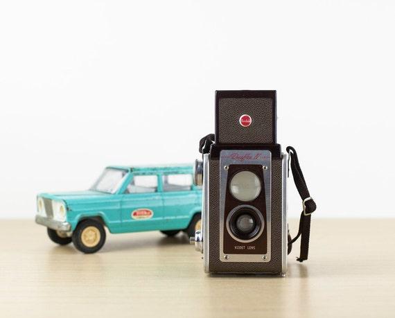 Vintage Kodak Duaflex IV Kodet Lens Camera Kodak Camera