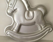 Popular Items For Horse Cake Pan On Etsy